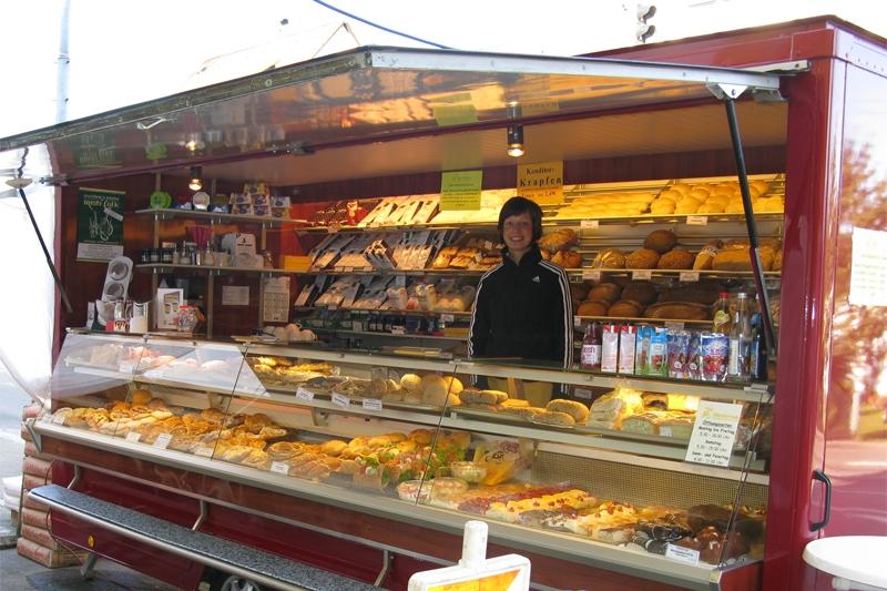 Bäckerei Niedermair – Bäckerei, Konditorei, Café