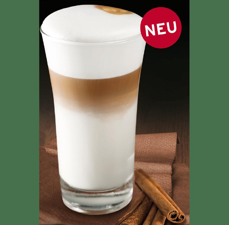 Iced Zimt Latte