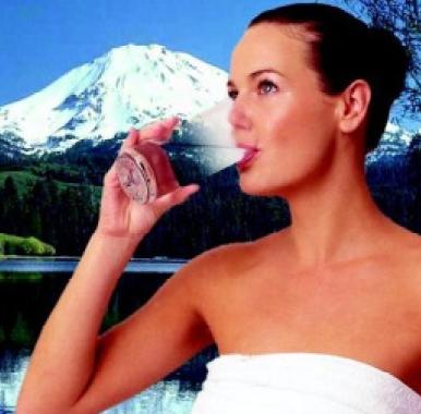 Energiewasser von eQuell