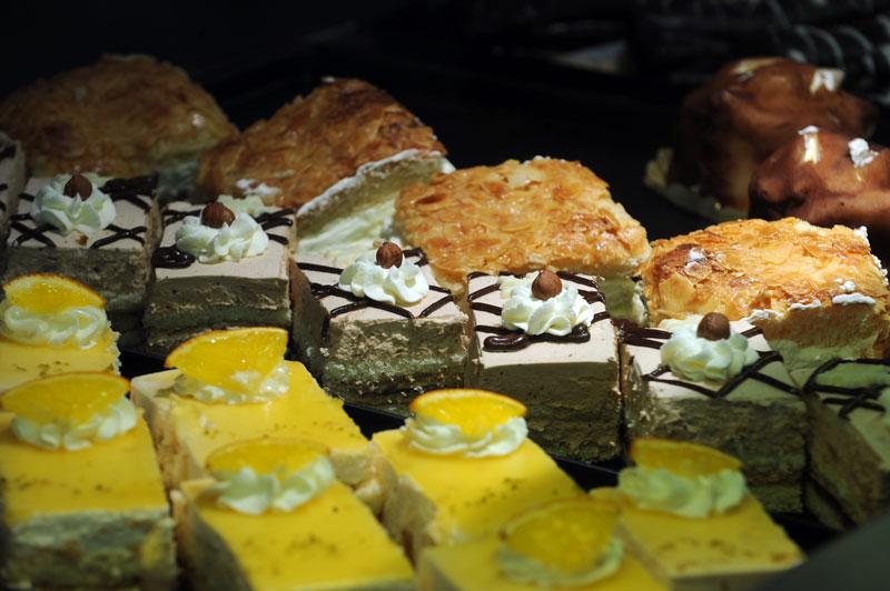 Feingebäck der Bäckerei Niedermair
