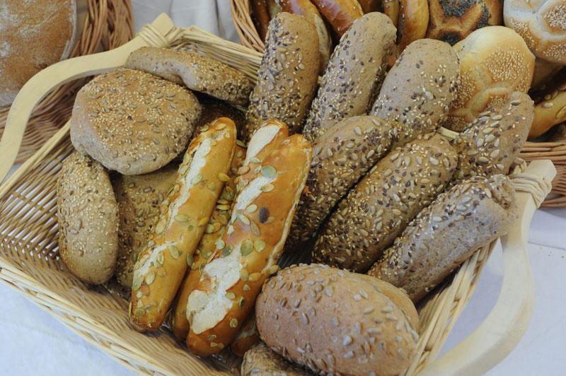 Kleingebäck der Bäckerei Niedermair