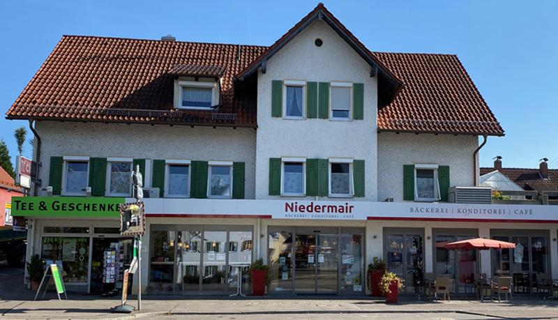 Bäckerei Niedermair Diedorf: Hauptstraße 23