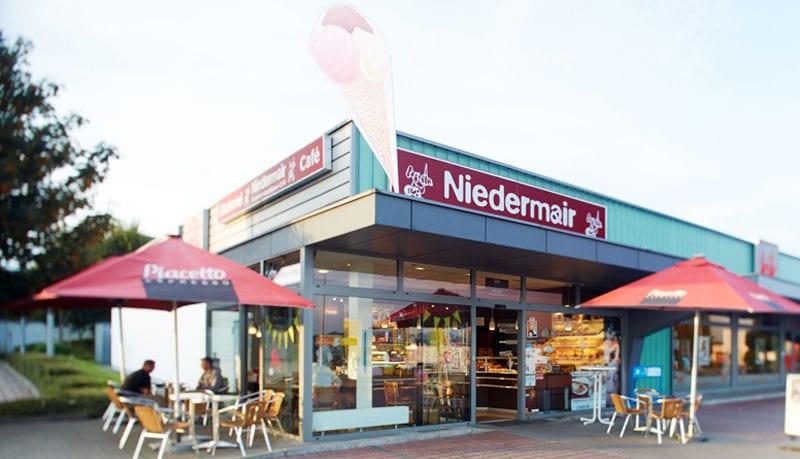 Bäckerei Niedermair Diedorf: Gewerbestraße 5b