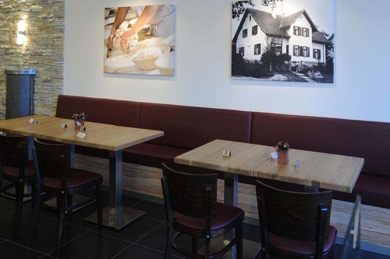 Bäckerei Niedermair | Innenraum