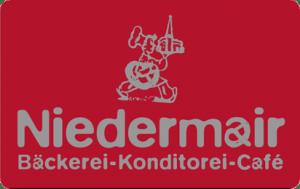 Kundenkarte Bäckerei Niedermair
