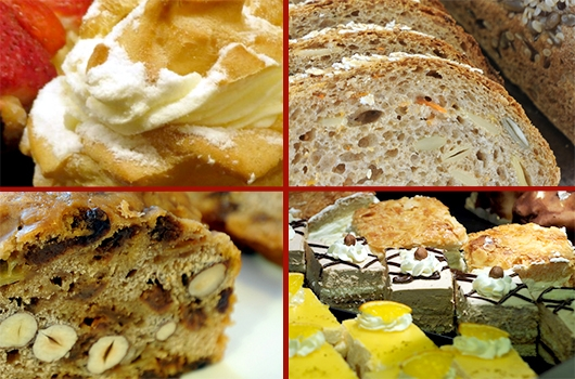 Spezialitäten der Saison: Bäckerei Niedermair